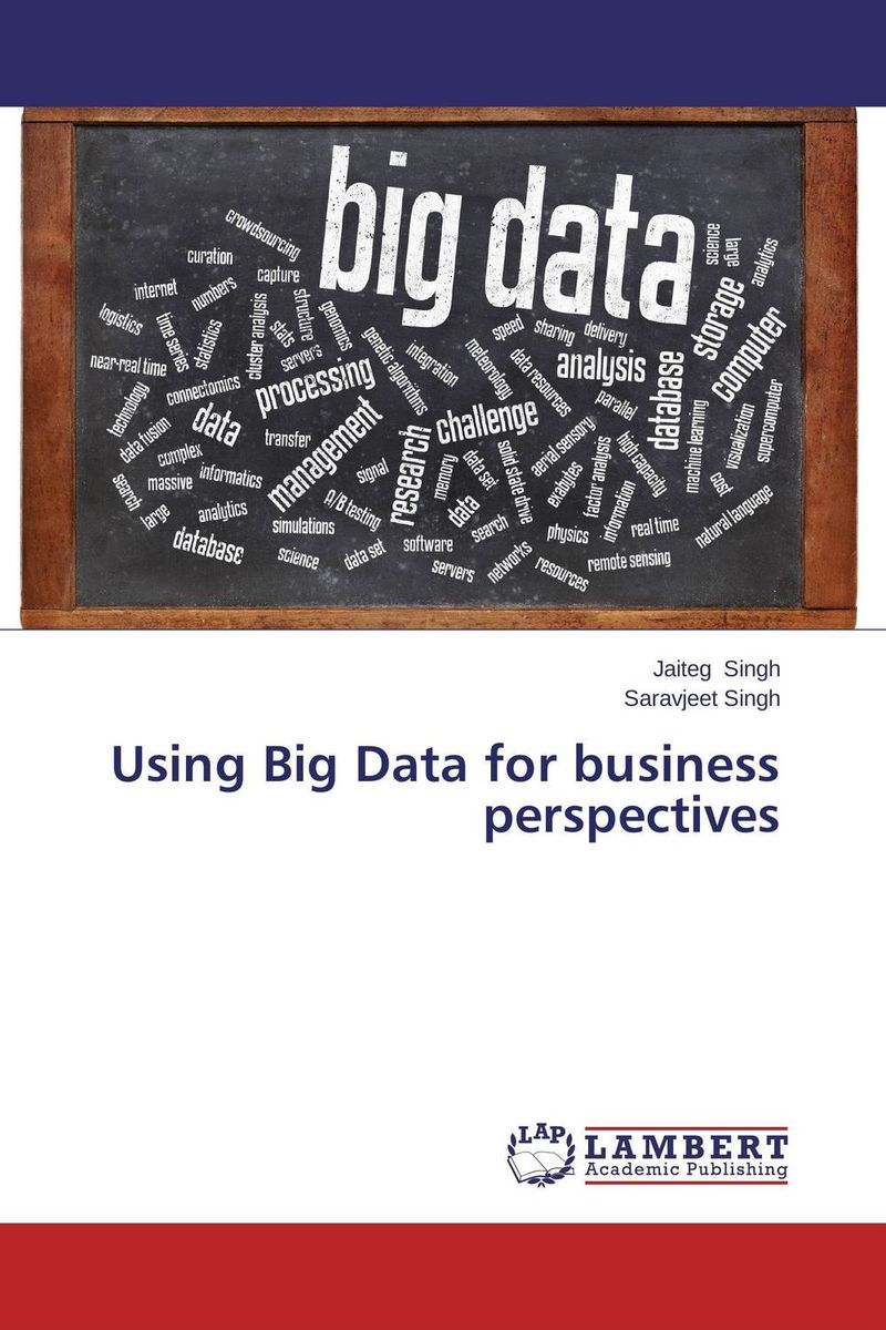 Using Big Data for business perspectives evan stubbs big data big innovation enabling competitive differentiation through business analytics