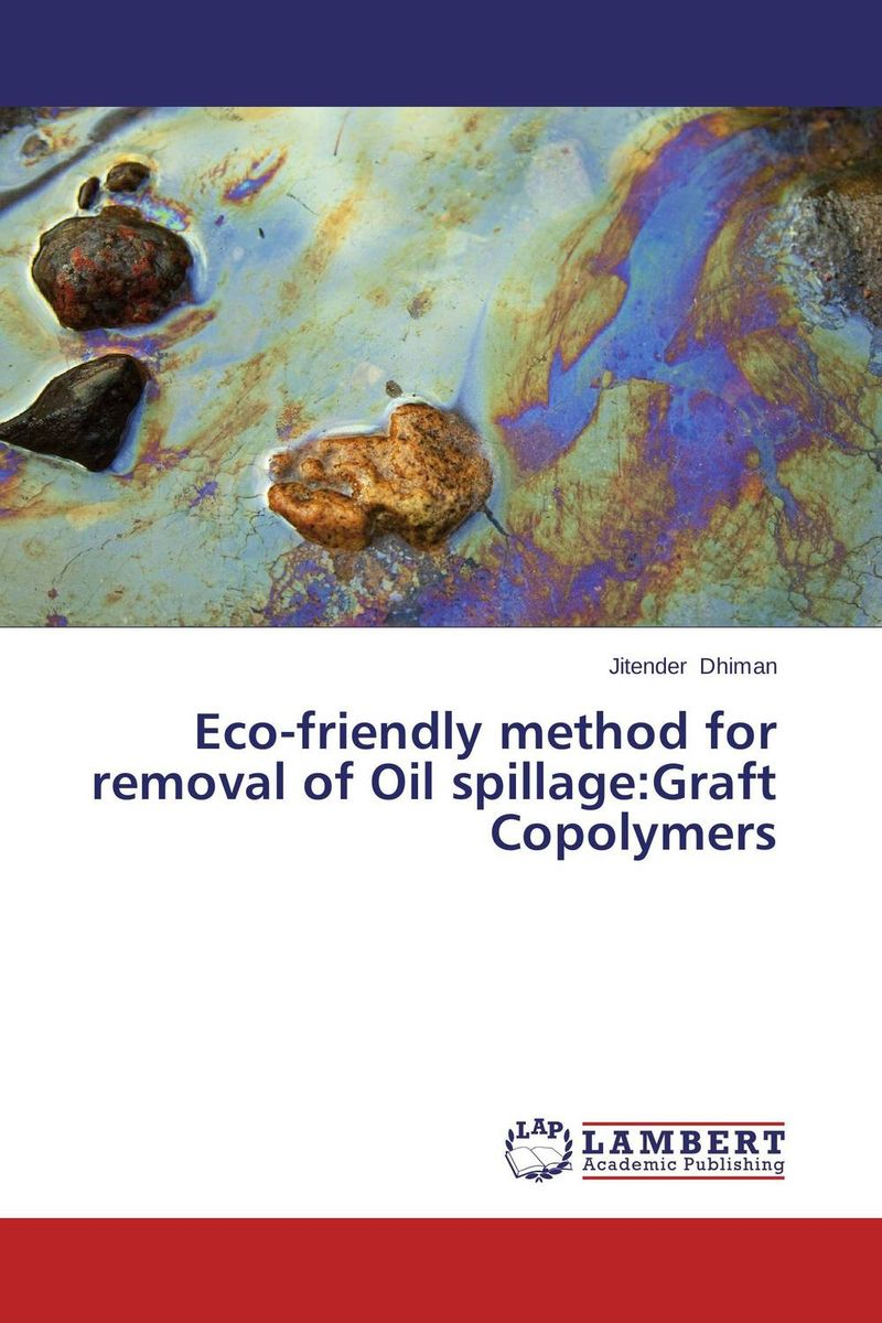 Eco-friendly method for removal of Oil spillage:Graft Copolymers