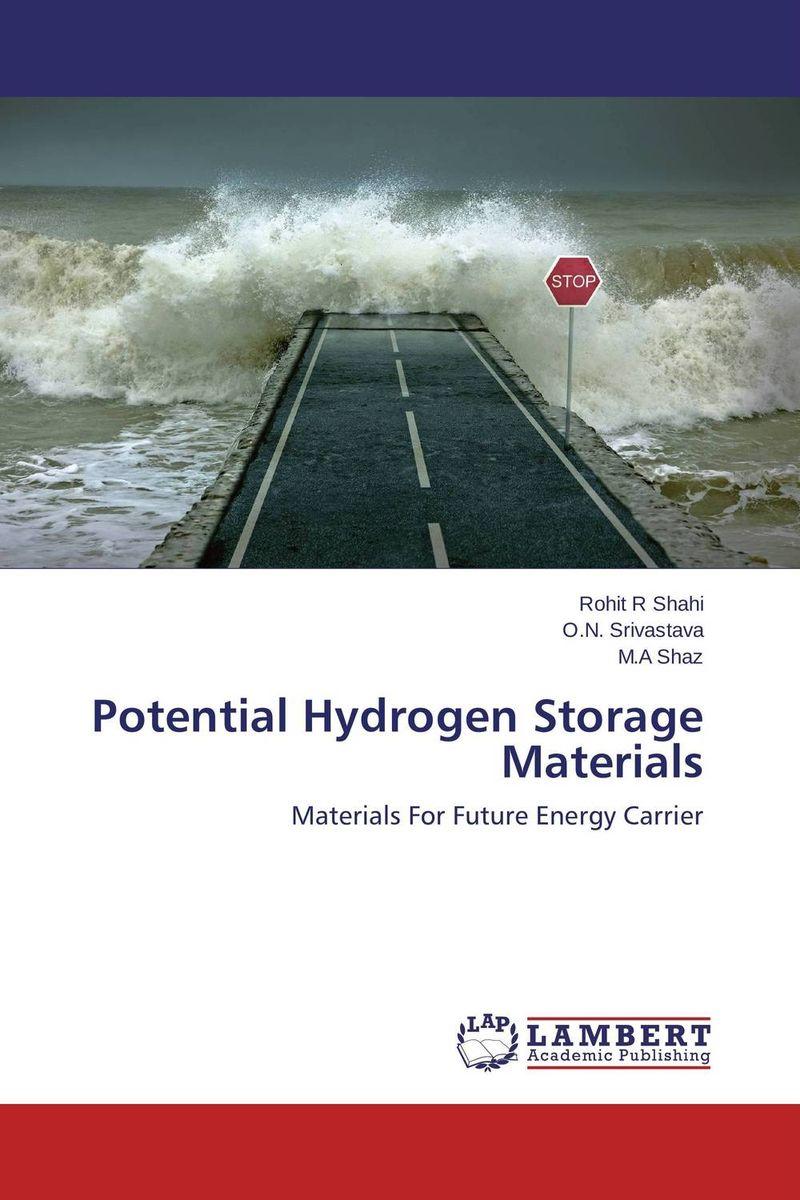 Potential Hydrogen Storage Materials hydrogen storage properties of magnesium hydride
