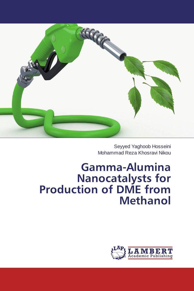 Gamma-Alumina Nanocatalysts for Production of DME from Methanol