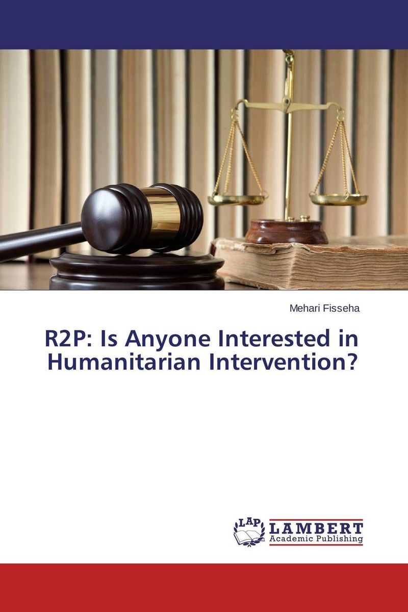 R2P: Is Anyone Interested in Humanitarian Intervention? the concept of collective ownership in ship