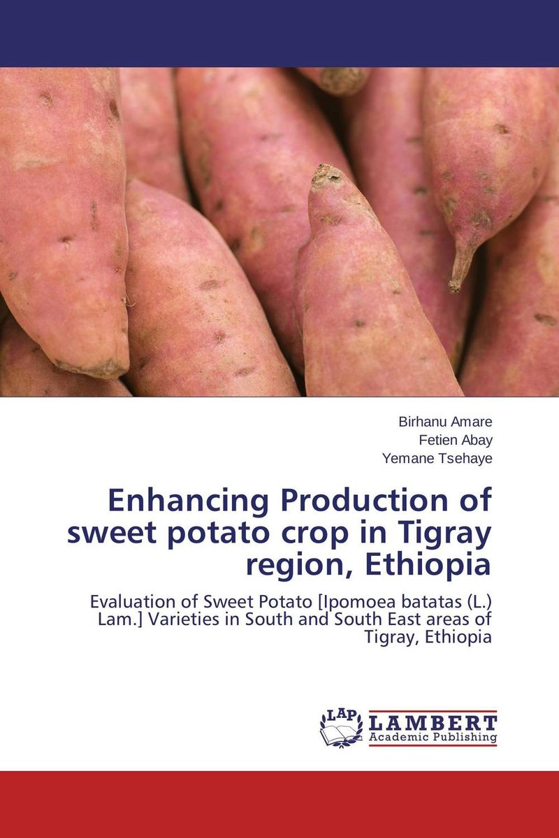Фото Enhancing Production of sweet potato crop in Tigray region, Ethiopia cervical cancer in amhara region in ethiopia