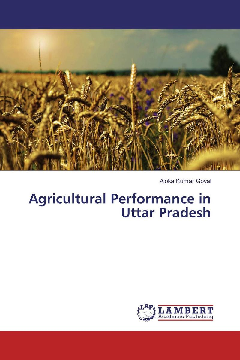 Agricultural Performance in Uttar Pradesh maushmi kumar and vikas verma lipstatin fermentative production