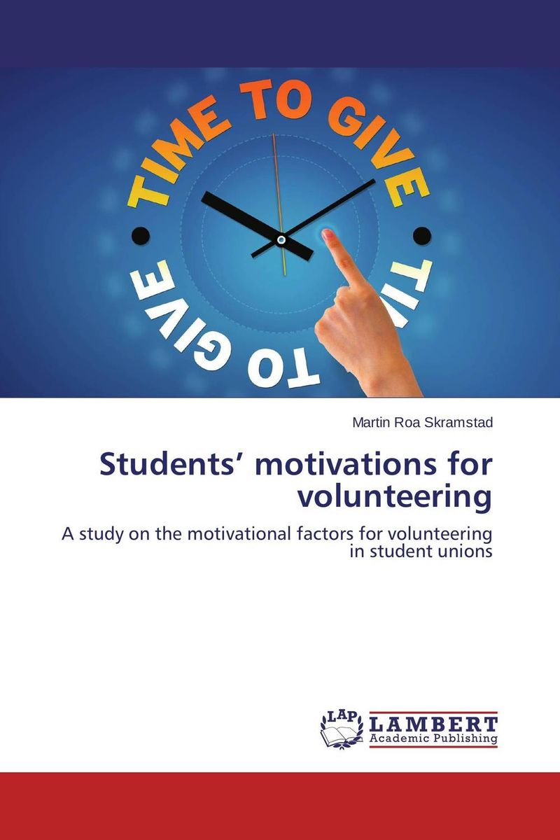 Students' motivations for volunteering the salmon who dared to leap higher