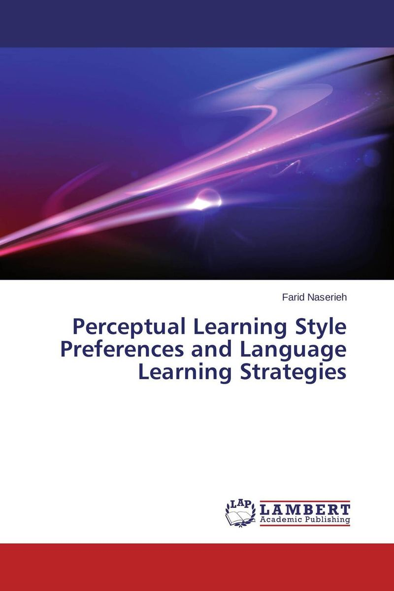 Perceptual Learning Style Preferences and Language Learning Strategies pso based evolutionary learning