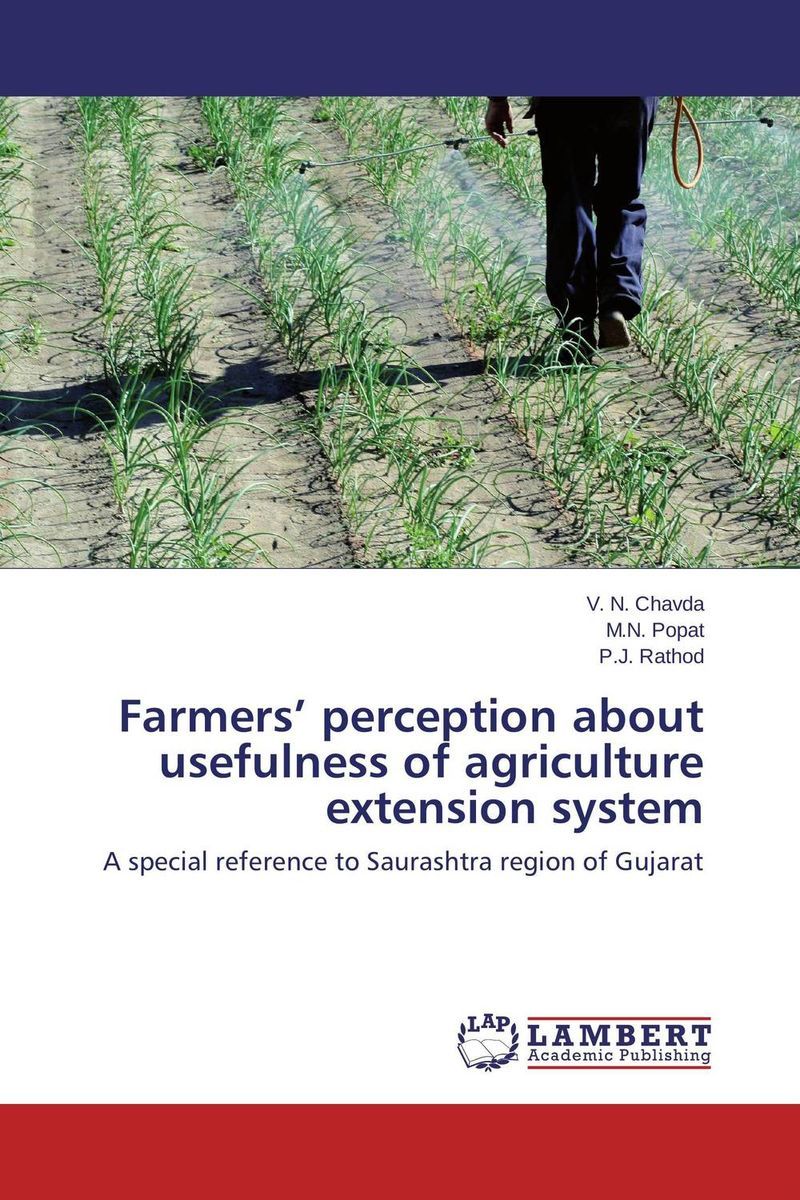 Farmers' perception about usefulness of agriculture extension system pastoralism and agriculture pennar basin india