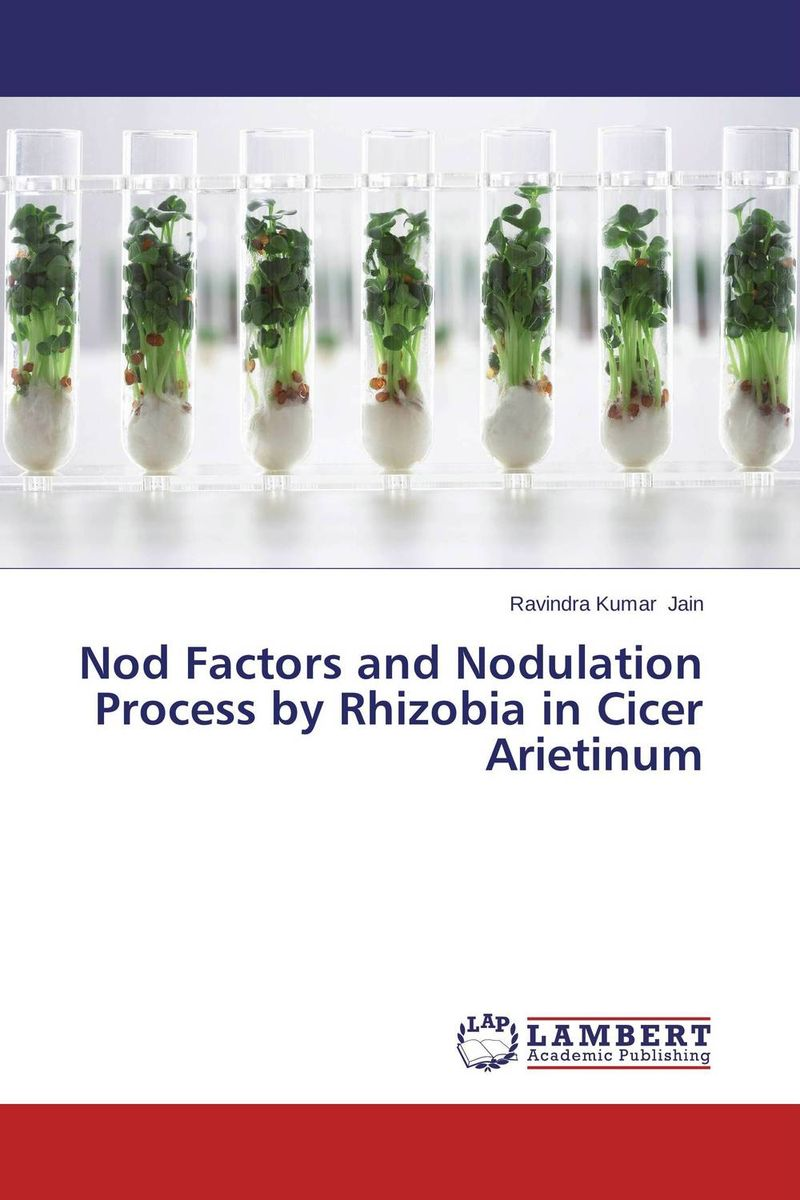 Nod Factors and Nodulation Process by Rhizobia in Cicer Arietinum ravindra kumar jain nod factors and nodulation process by rhizobia in cicer arietinum