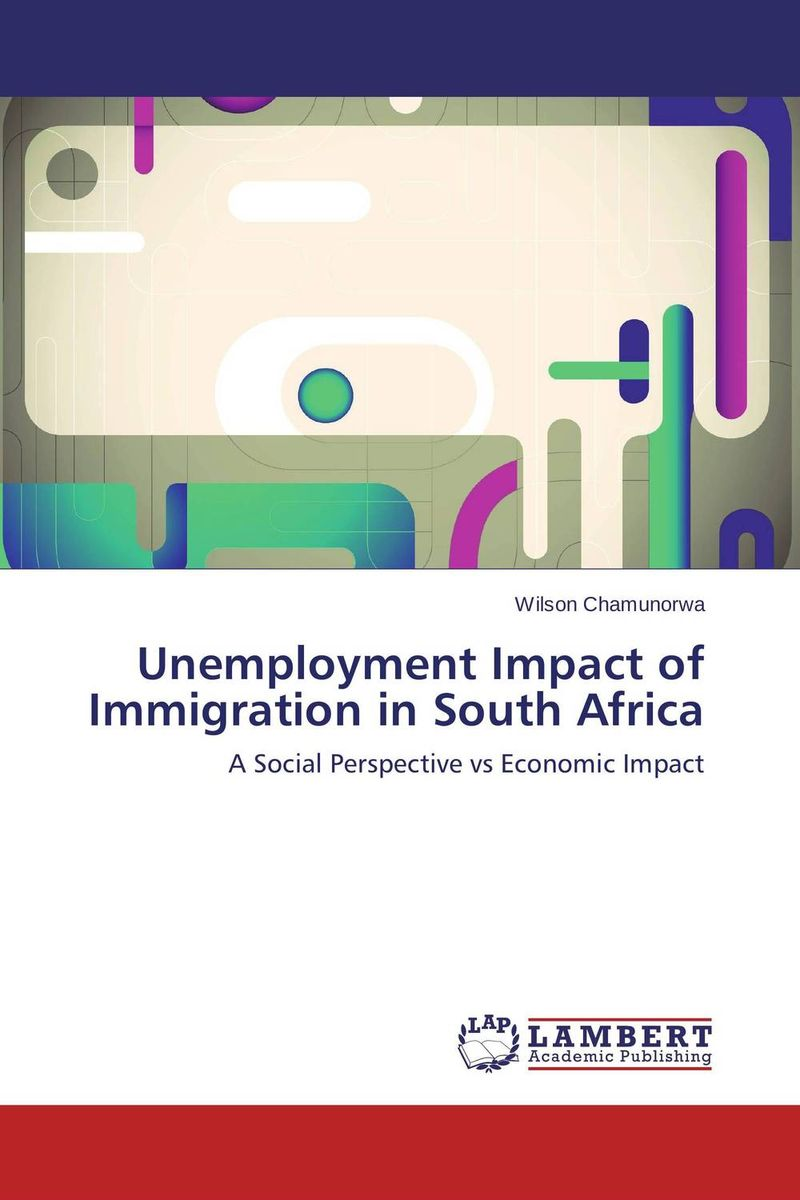 Unemployment Impact of Immigration in South Africa impact of youth unemployment on crime rate in lagos state nigeria