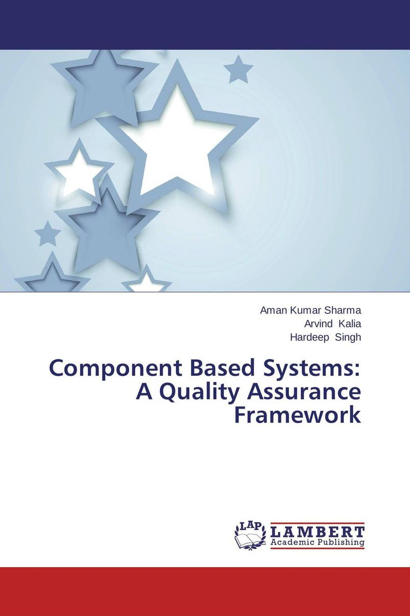 Component Based Systems: A Quality Assurance Framework dc1335b b programmers development systems mr li