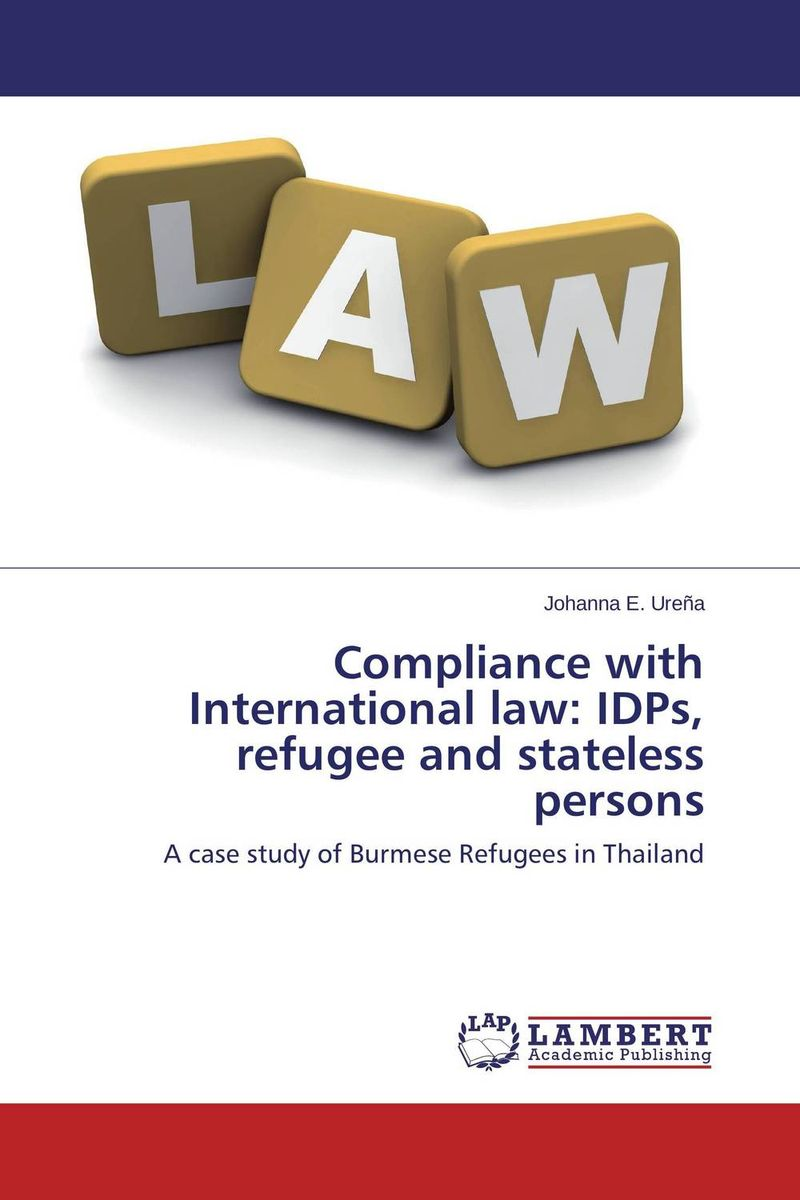 Compliance with International law: IDPs, refugee and stateless persons fundamentals of physics extended 9th edition international student version with wileyplus set