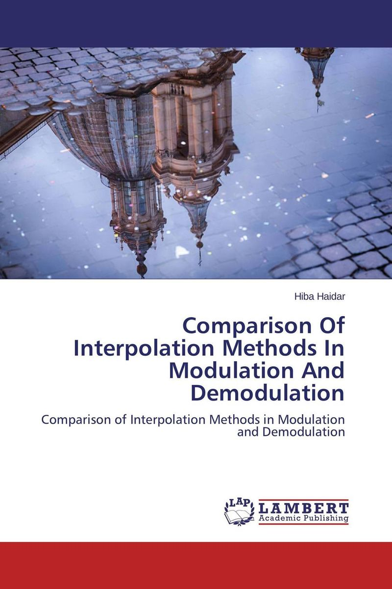 Comparison Of Interpolation Methods In Modulation And Demodulation in situ detection of dna damage methods and protocols