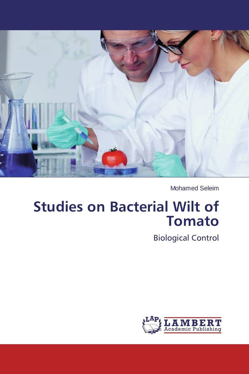 Studies on Bacterial Wilt of Tomato analysis of bacterial colonization on gypsum casts