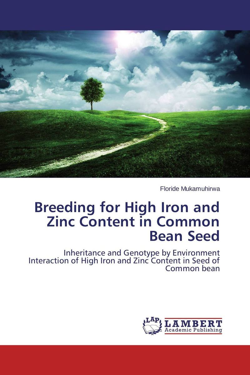 Breeding for High Iron and Zinc Content in Common Bean Seed  common tern its breeding biology and social