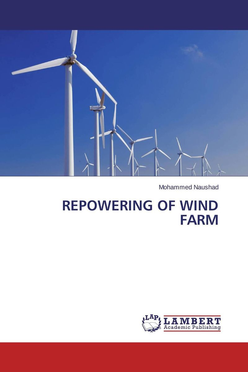 Repowering of Wind Farm wind of promise