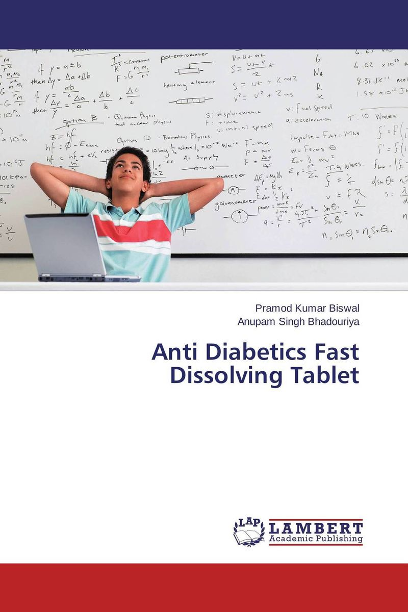Anti Diabetics Fast Dissolving Tablet amita yadav kamal singh rathore and geeta m patel formulation evaluation and optimization of mouth dissolving tablets