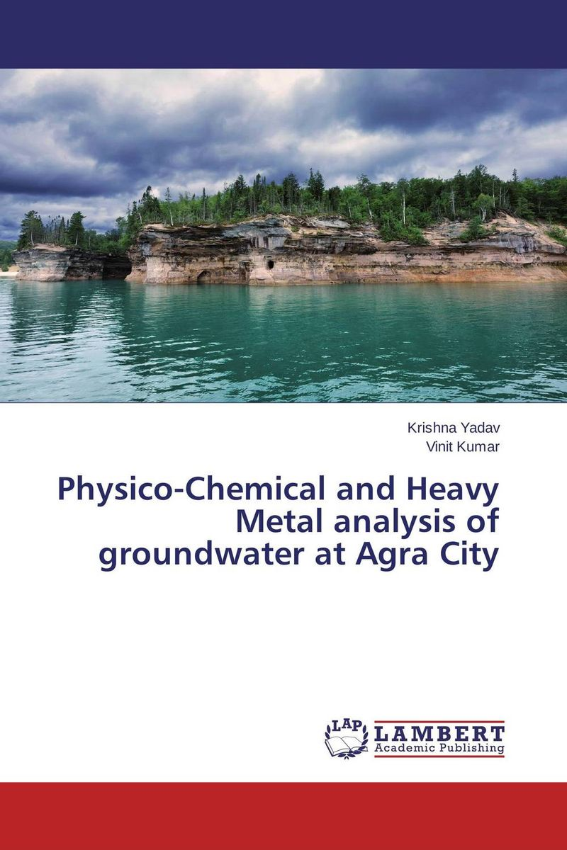 Physico-Chemical and Heavy Metal analysis of groundwater at Agra City trees of agra