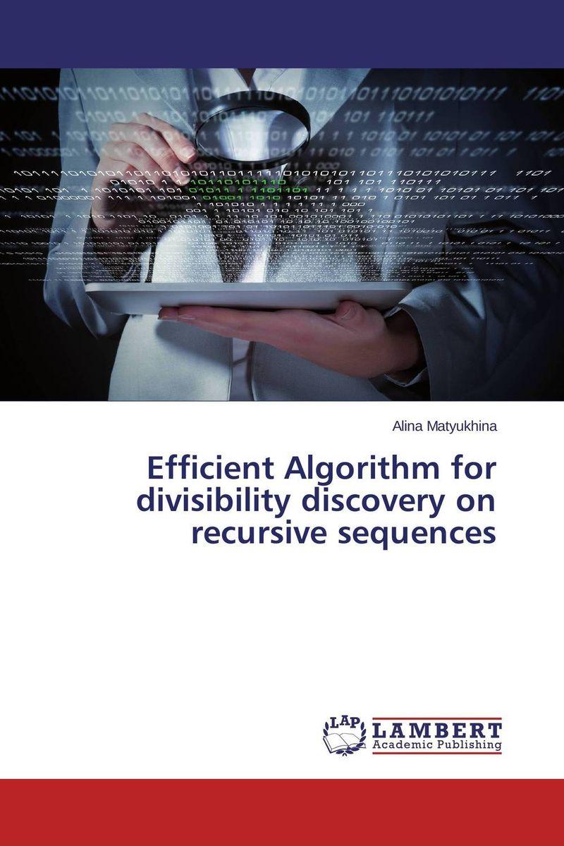 Efficient Algorithm for divisibility discovery on recursive sequences generalization of fibonacci sequence