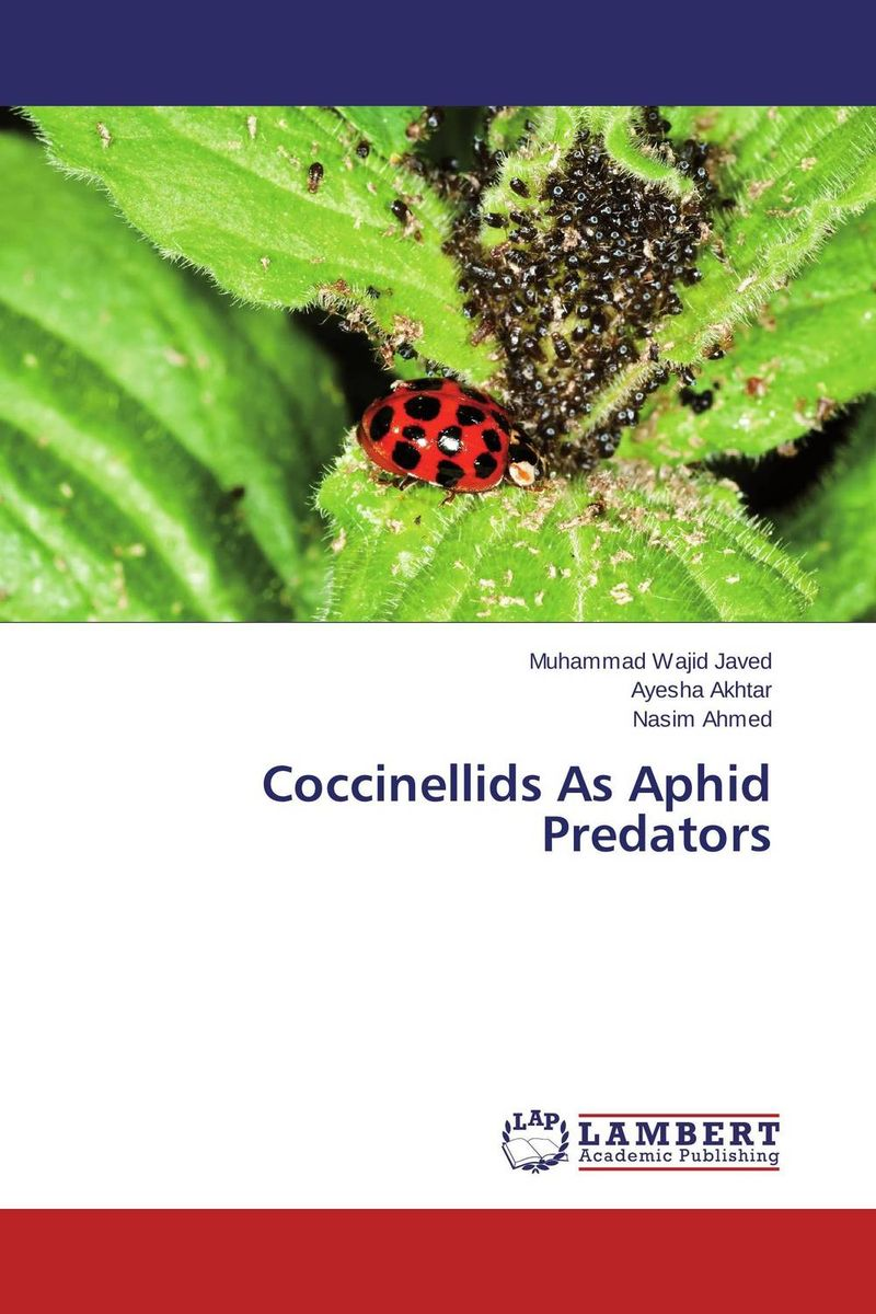 Coccinellids As Aphid Predators evaluation of lucern as a predator source for wheat aphids