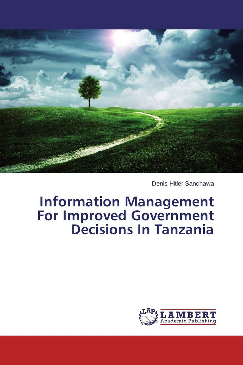 Information Management For Improved Government Decisions In Tanzania supervised delivery services in ghana