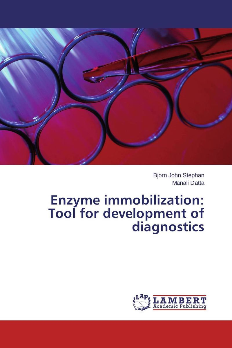 Enzyme immobilization: Tool for development of diagnostics using enzyme from novozyme