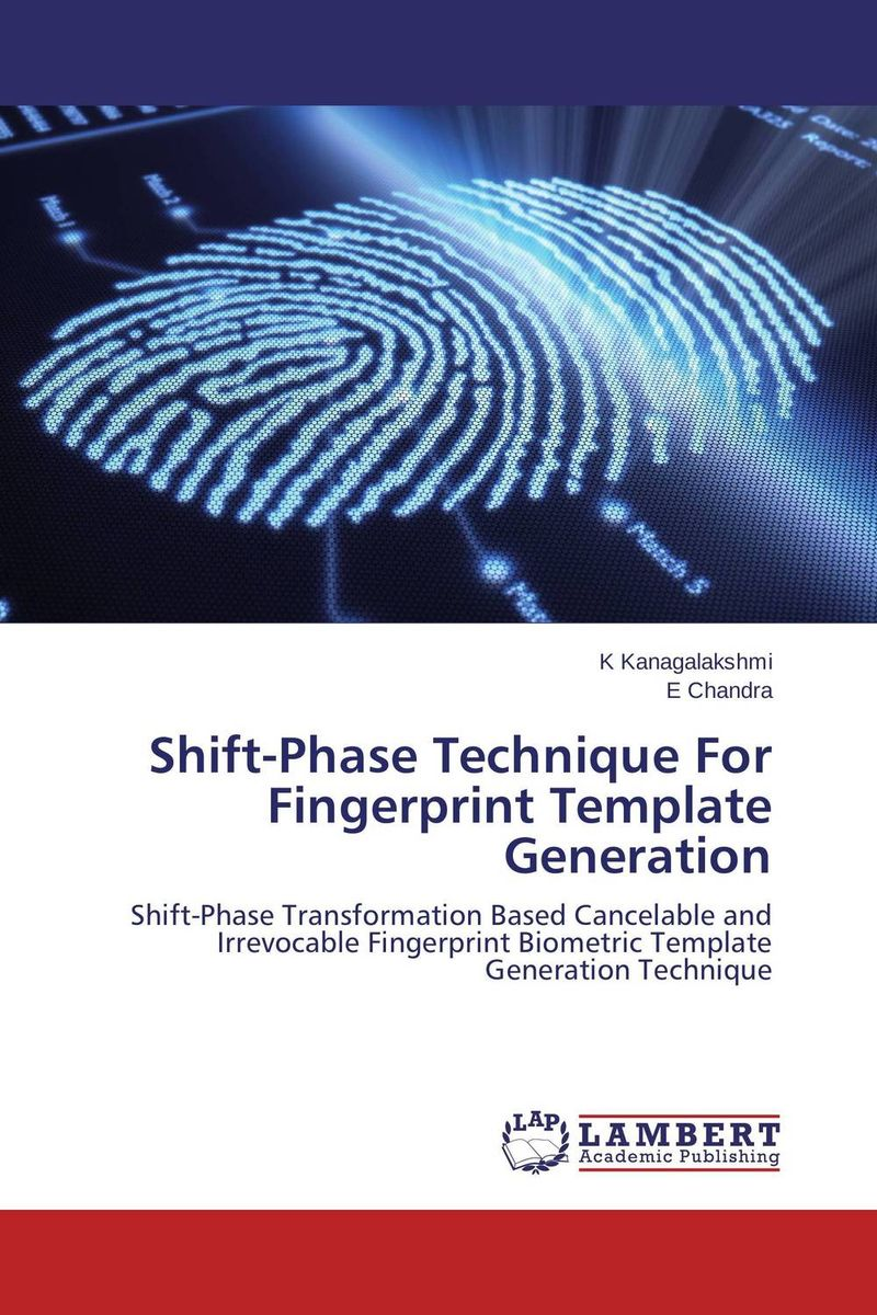 Shift-Phase Technique For Fingerprint Template Generation class attendance system using fingerprint technique