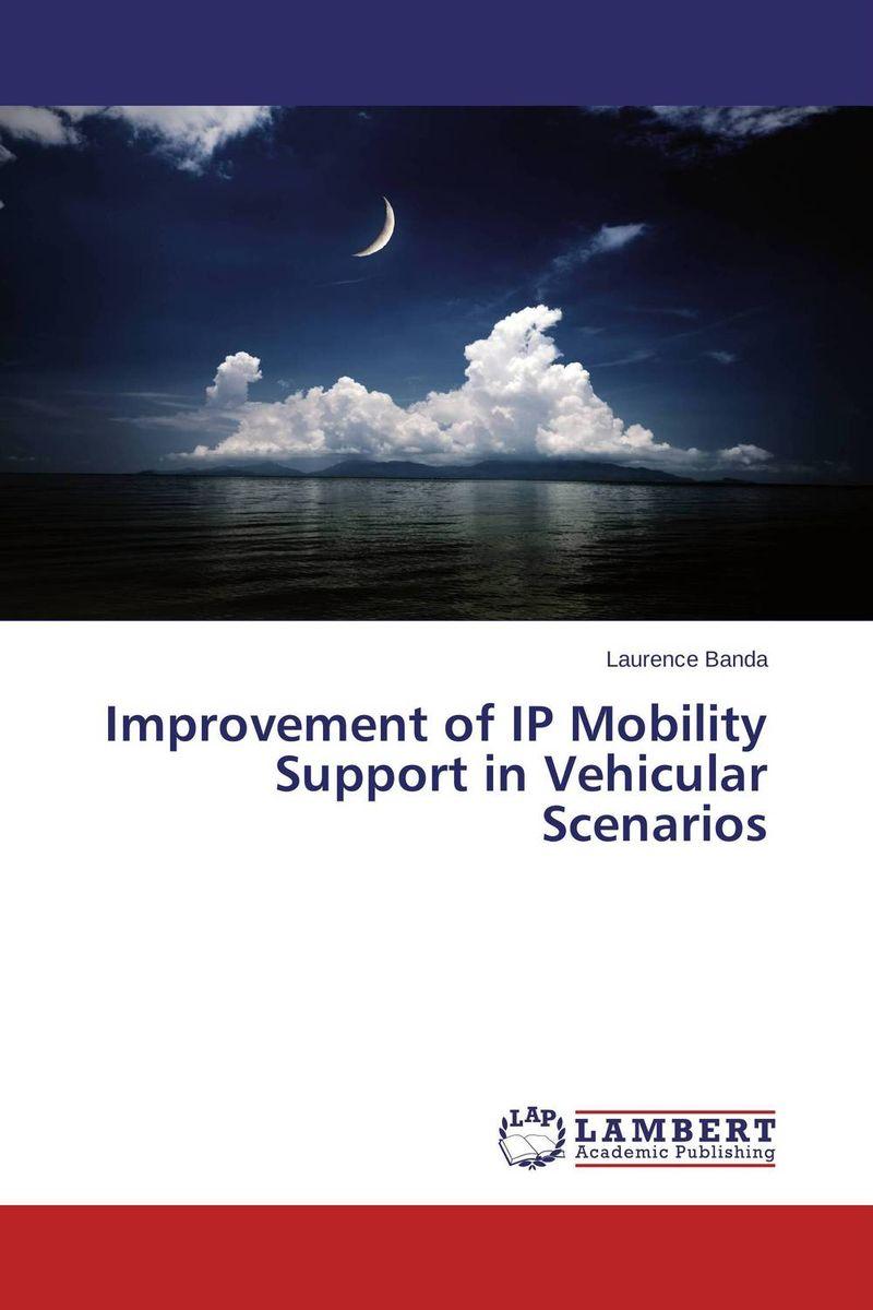Improvement of IP Mobility Support in Vehicular Scenarios