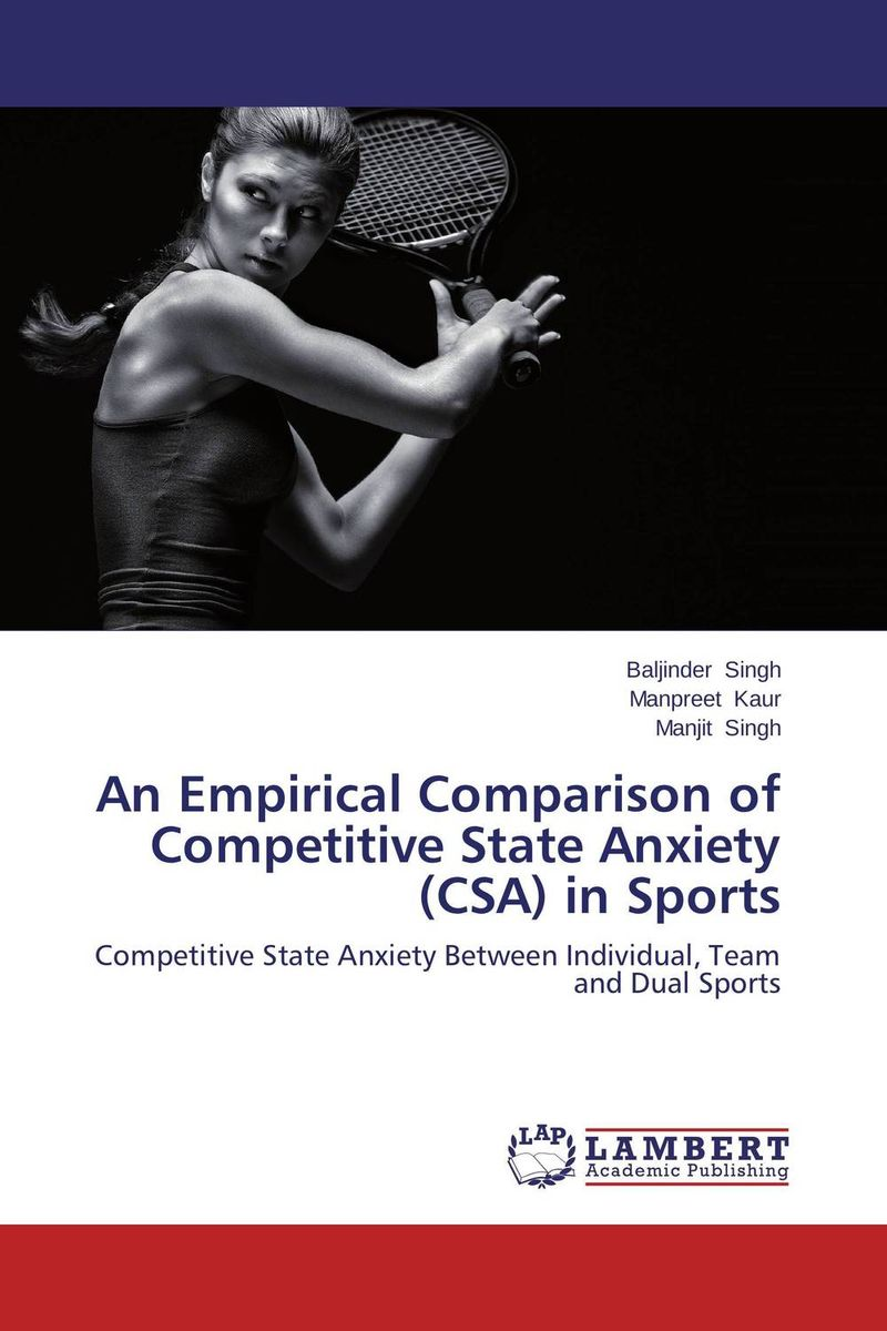 An Empirical Comparison of Competitive State Anxiety (CSA) in Sports an incremental graft parsing based program development environment