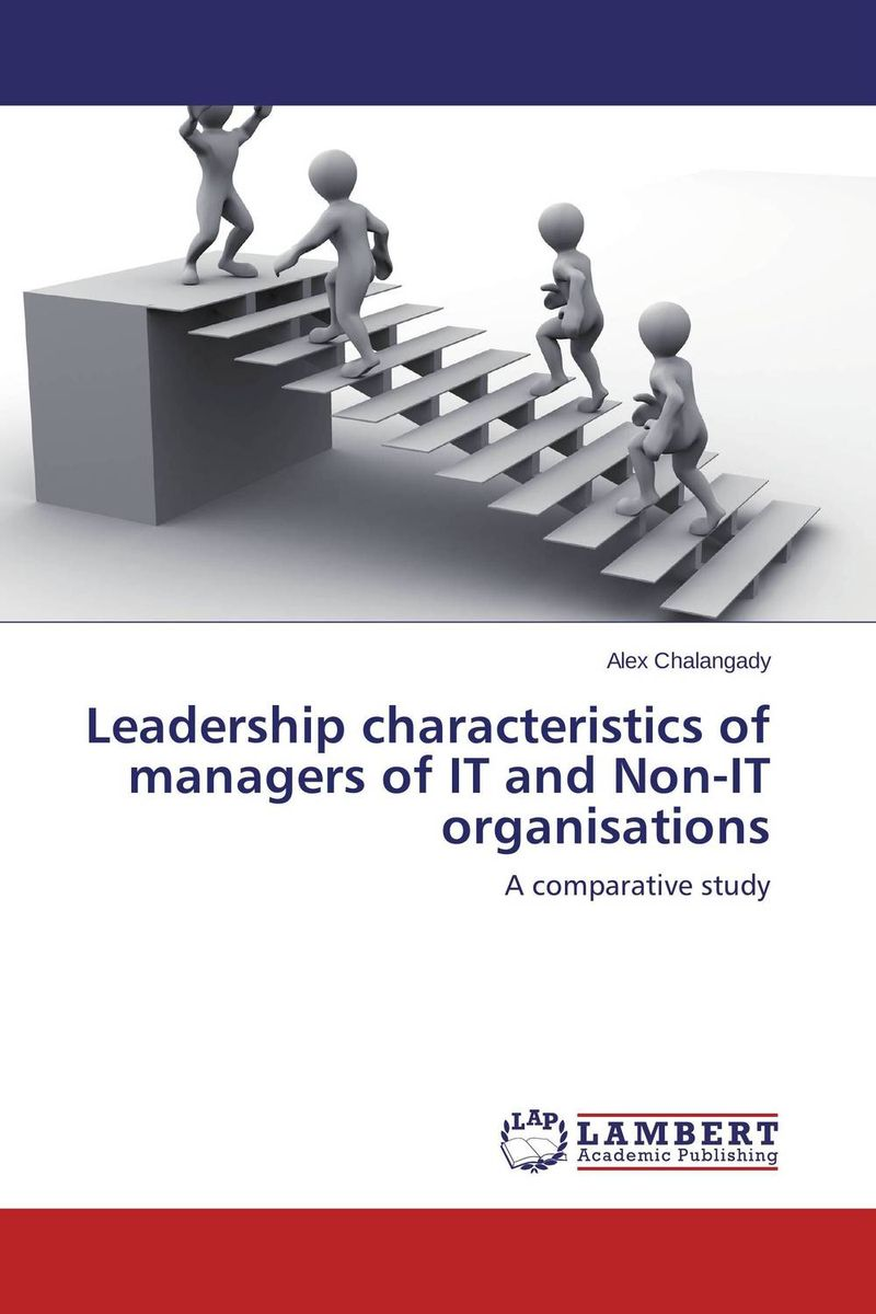где купить Leadership characteristics of managers of IT and Non-IT organisations по лучшей цене