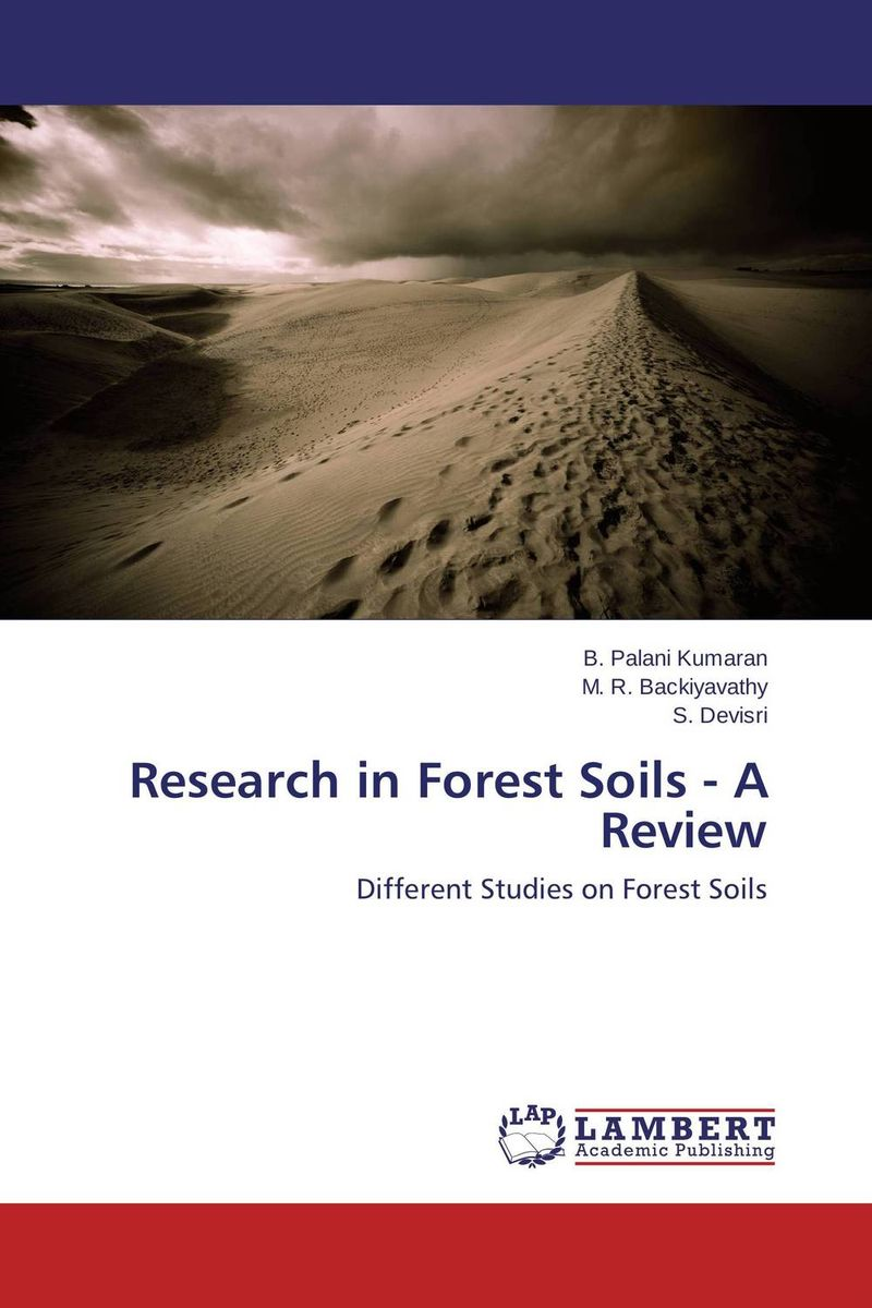 Research in Forest Soils - A Review forestry trees under irrigation with sewage effluent
