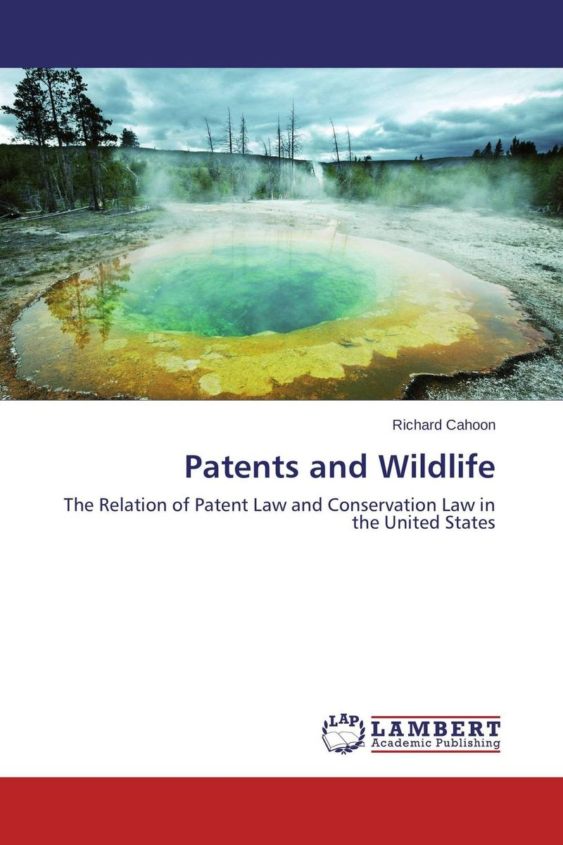 Patents and Wildlife bob dematteis essentials of patents