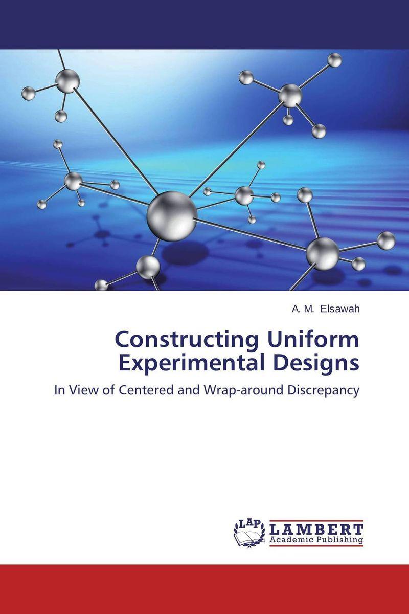 Constructing Uniform Experimental Designs недорго, оригинальная цена