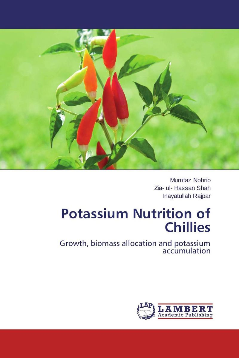 Potassium Nutrition of Chillies plant mineral nutrition