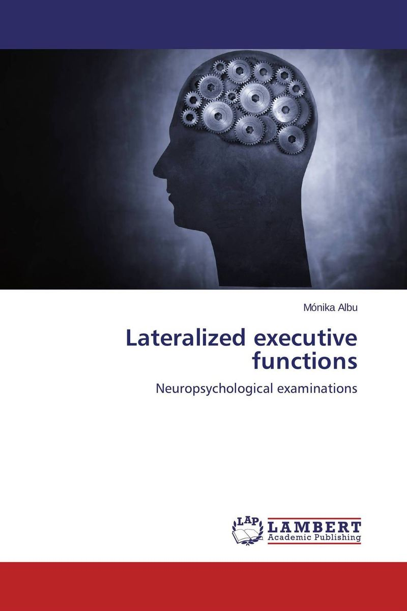 Lateralized executive functions david buckham executive s guide to solvency ii