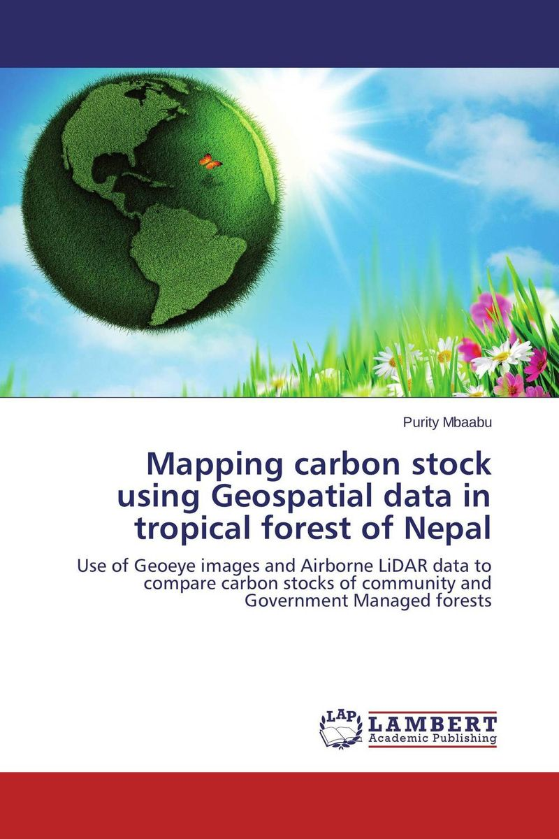 купить Mapping carbon stock using Geospatial data in tropical forest of Nepal недорого