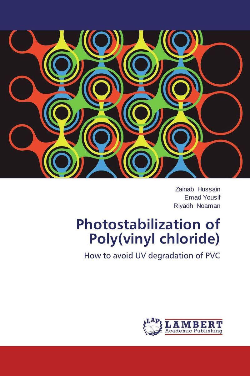 Photostabilization of Poly(vinyl chloride)