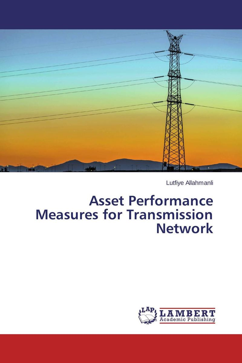 купить Asset Performance Measures for Transmission Network по цене 3393 рублей