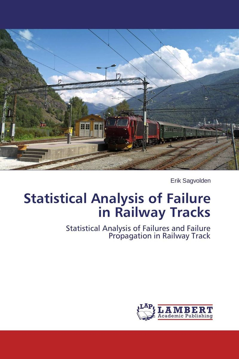 Statistical Analysis of Failure in Railway Tracks fingerprint authentication based on statistical features