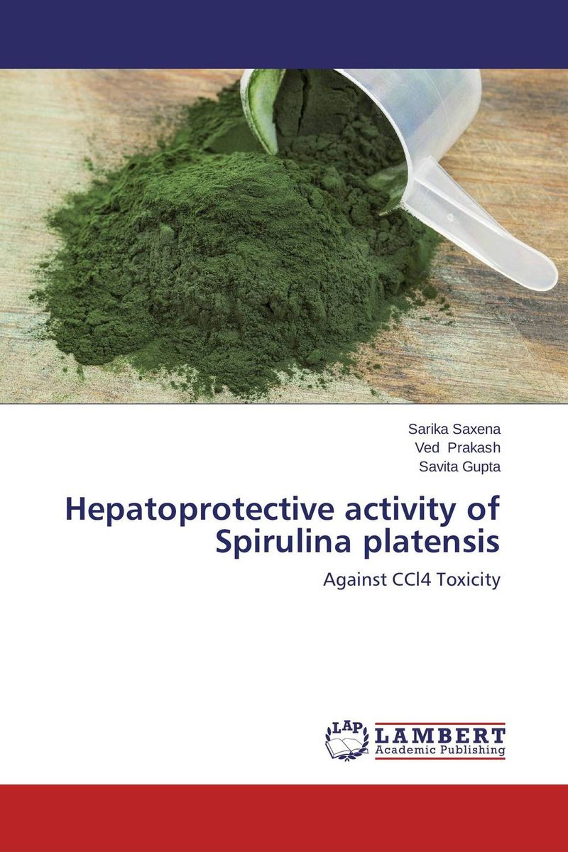 купить Hepatoprotective activity of Spirulina platensis недорого
