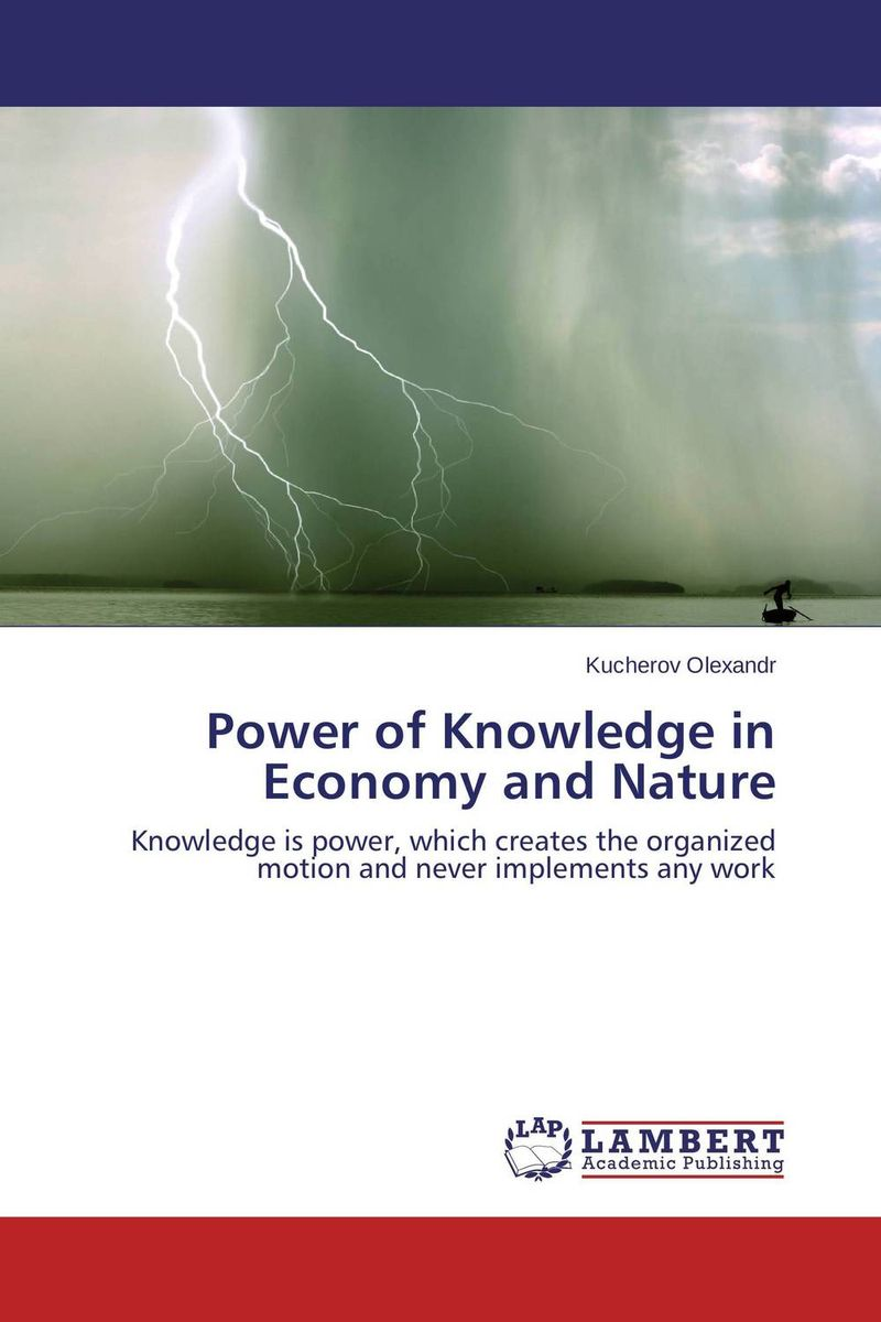 Power of Knowledge in Economy and Nature the role of evaluation as a mechanism for advancing principal practice