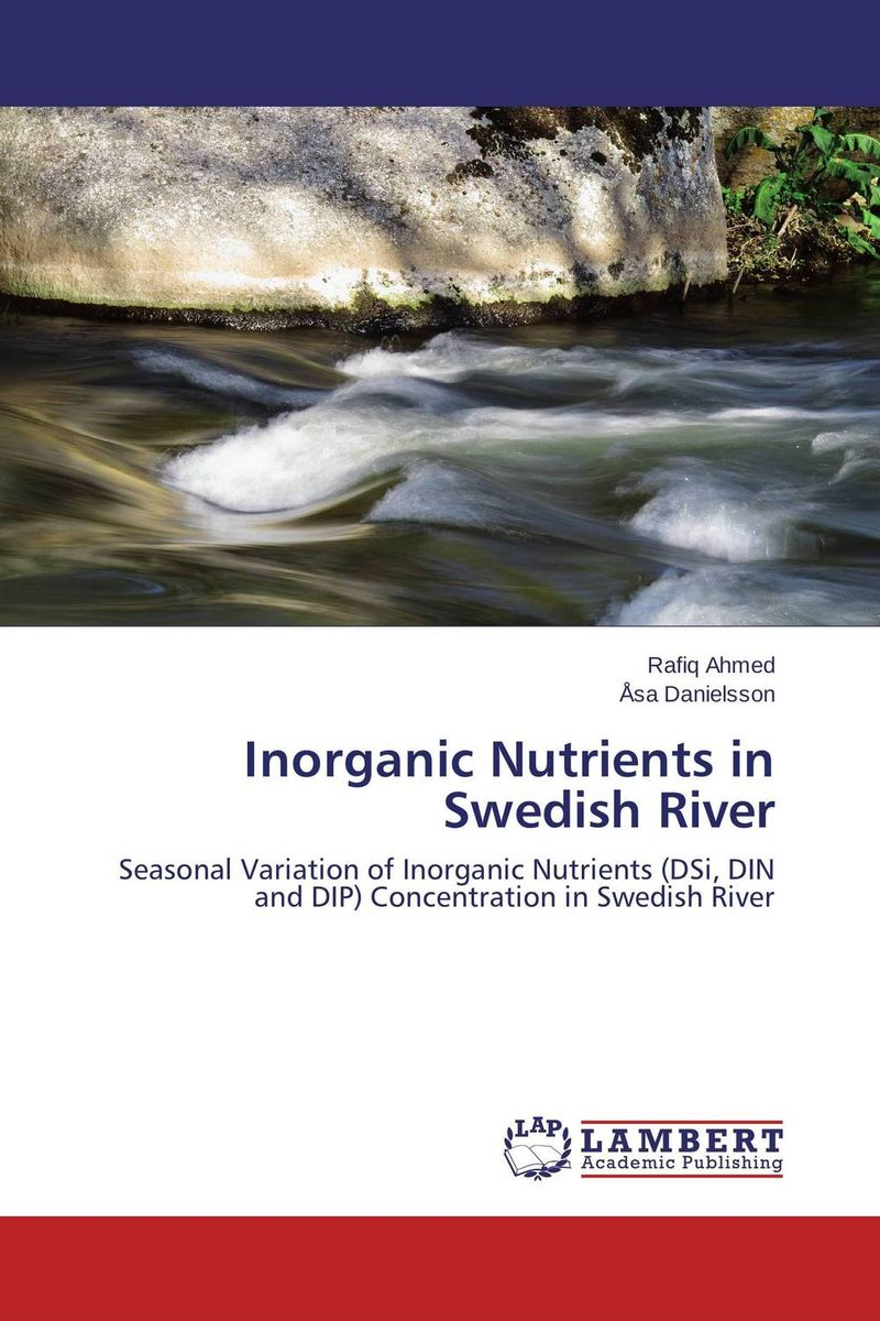 Inorganic Nutrients in Swedish River flora from the inferior basin of motru river