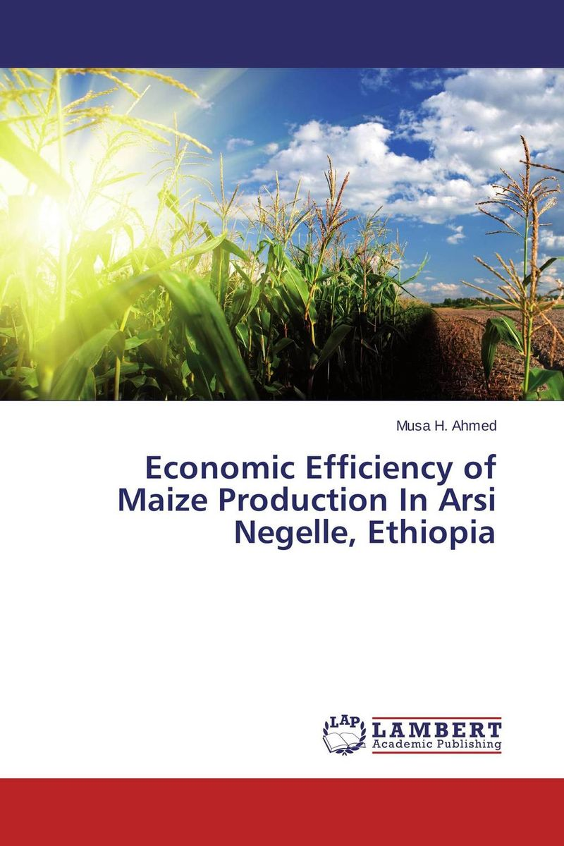 Economic Efficiency of Maize Production In Arsi Negelle, Ethiopia adding value to the citrus pulp by enzyme biotechnology production