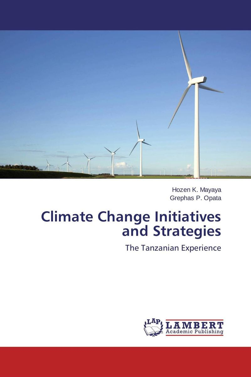 Climate Change Initiatives and Strategies spirituality and climate change