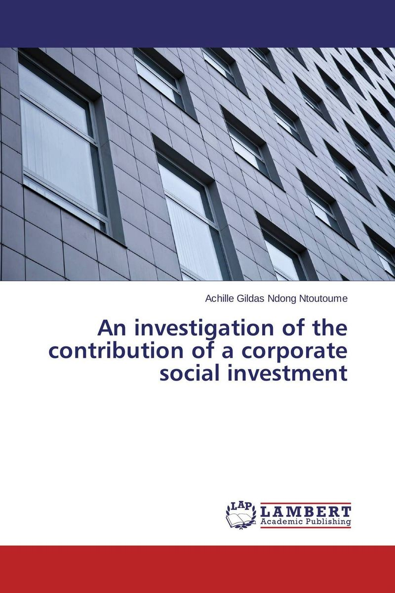 An investigation of the contribution of a corporate social investment arcade ndoricimpa inflation output growth and their uncertainties in south africa empirical evidence from an asymmetric multivariate garch m model