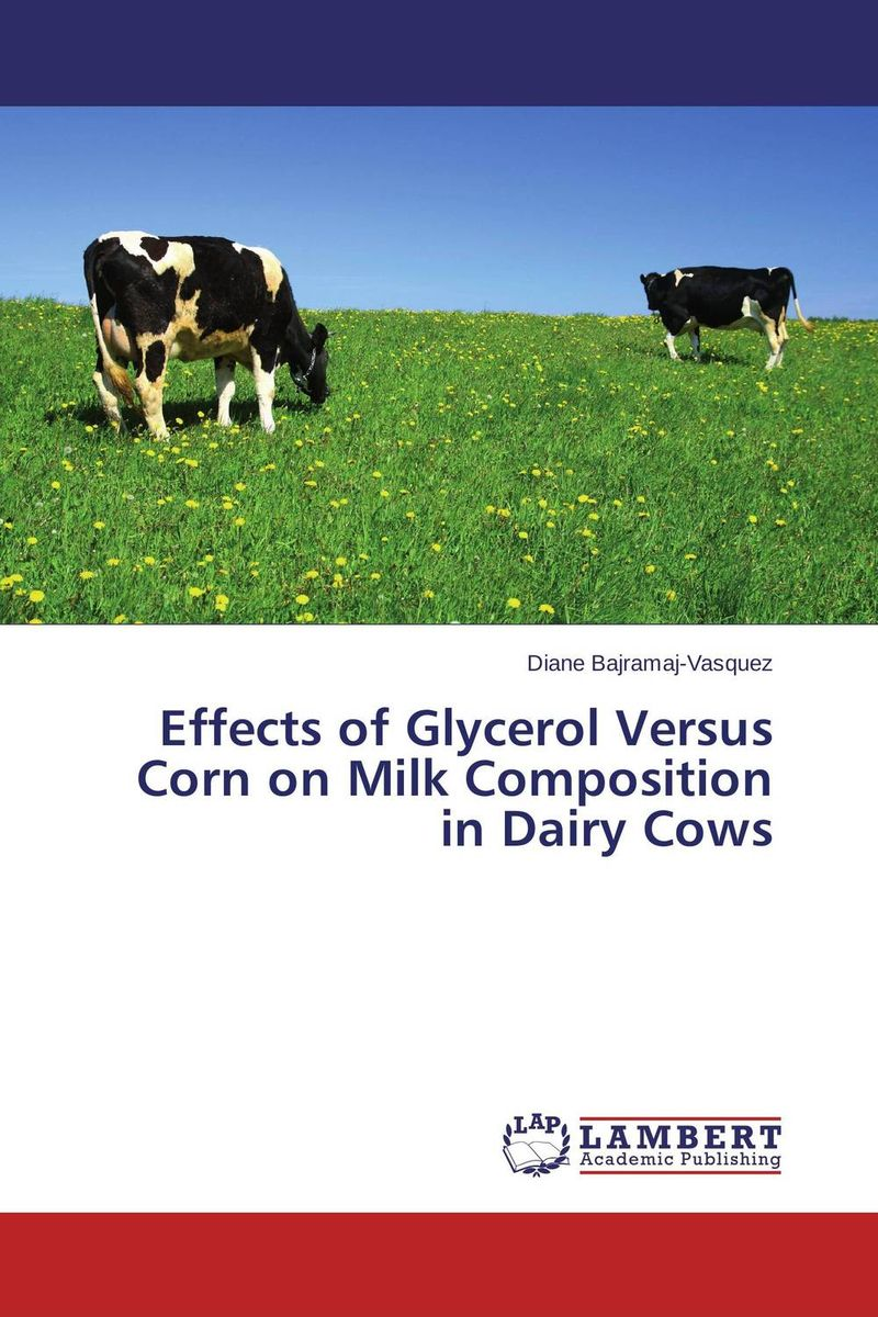 Effects of Glycerol Versus Corn on Milk Composition in Dairy Cows treatment effects on microtensile bond strength of repaired composite