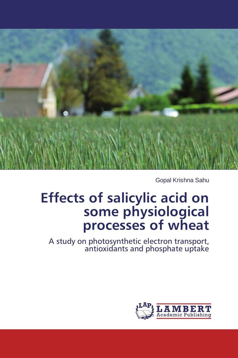 Effects of salicylic acid on some physiological processes of wheat treatment effects on microtensile bond strength of repaired composite