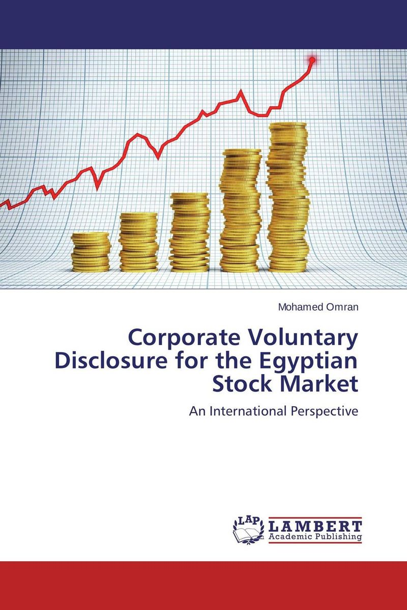 Corporate Voluntary Disclosure for the Egyptian Stock Market  information technology and accounting curriculum in egypt