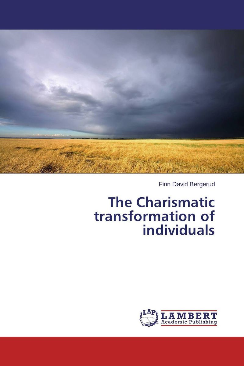The Charismatic transformation of individuals new transformation takaras mp11t