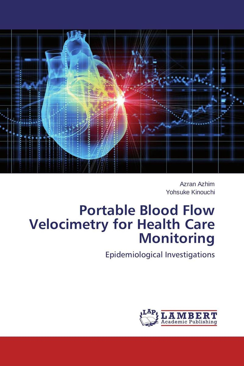 Portable Blood Flow Velocimetry for Health Care Monitoring chip resetter for epson 7700 9700 maintenance tank