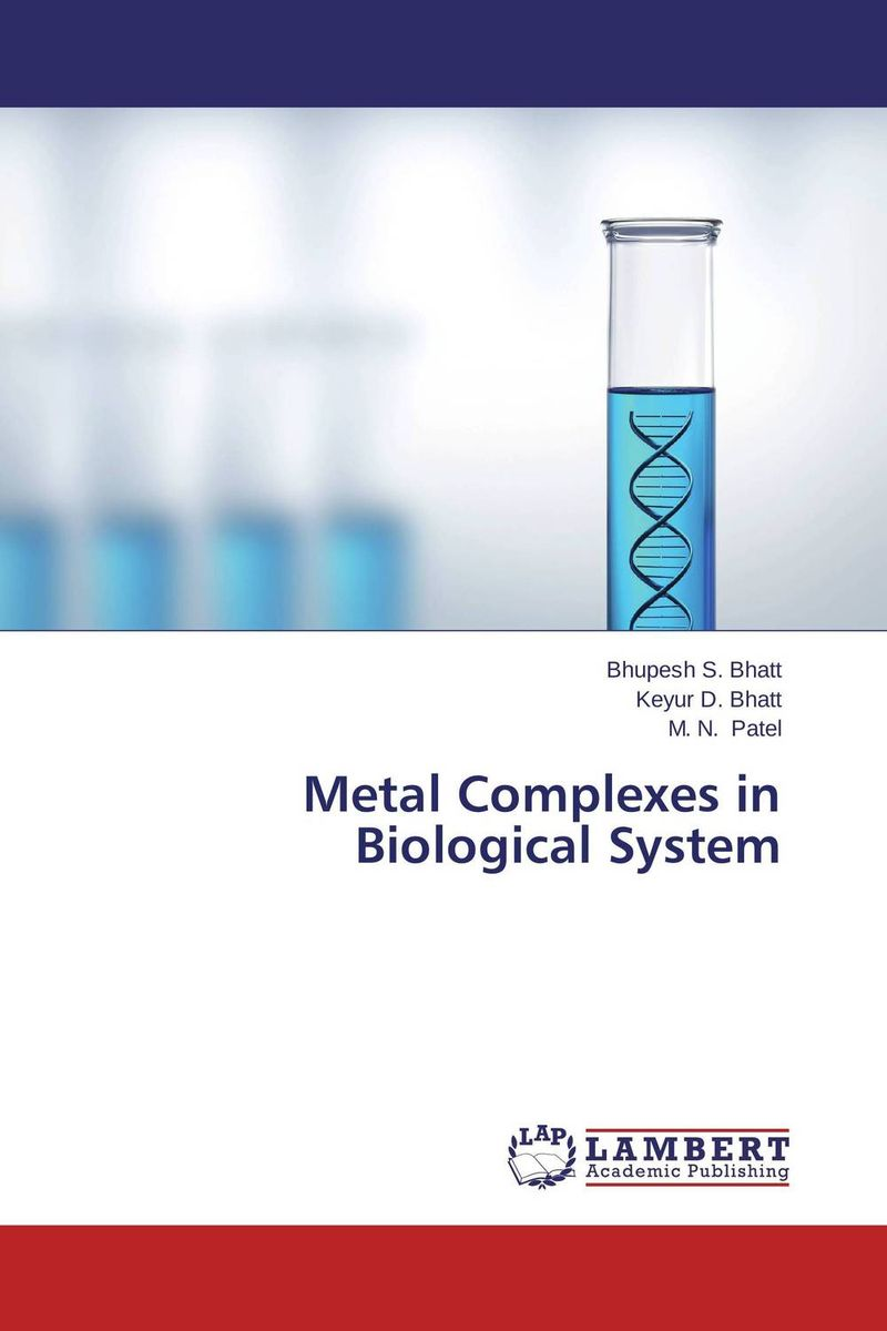 Metal Complexes in Biological System transition metal complexes biological activity