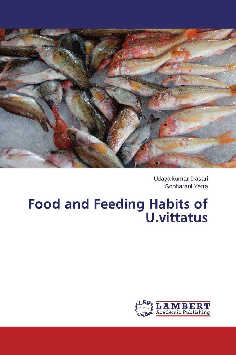 Food and Feeding Habits of U.vittatus корм tetra tetramin xl flakes complete food for larger tropical fish крупные хлопья для больших тропических рыб 10л 769946
